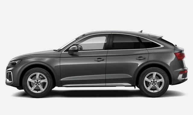Audi Q5 - Sportback 40 TDI 204 quattro S line City