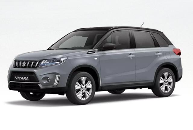 Suzuki Vitara - 1.4 Hybrid 129 Aut. Comfort LED Nav