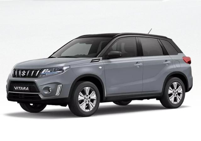 Suzuki Vitara - 1.4 Hybrid 129 Comfort 4x4 LED Nav Kam