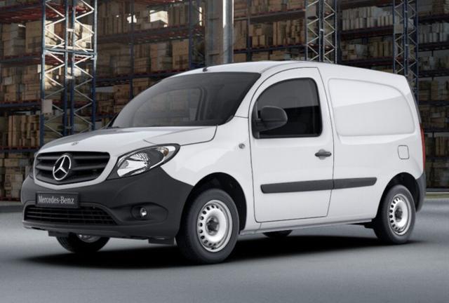 Lagerfahrzeug Mercedes-Benz Citan - 109 CDI Kasten Lang 90 elektr.Sp. Radio