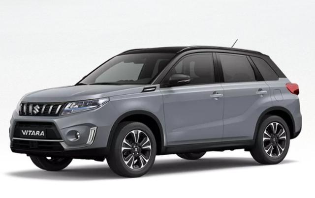 Suzuki Vitara - 1.4 Hybrid 129 Comfort+ Leder PanoD