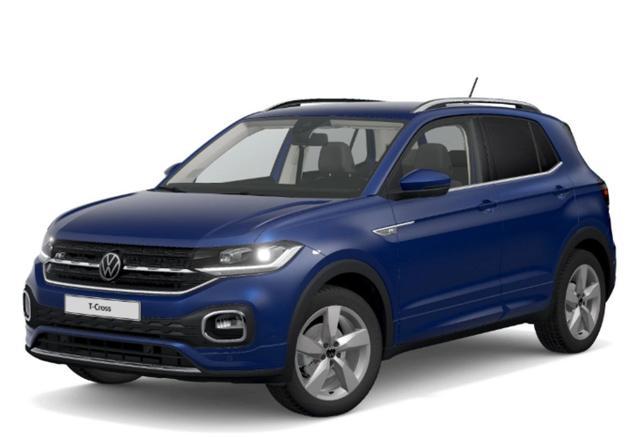 Volkswagen T-Cross - 1.5 TSI 150 DSG Style LED Nav R-Line