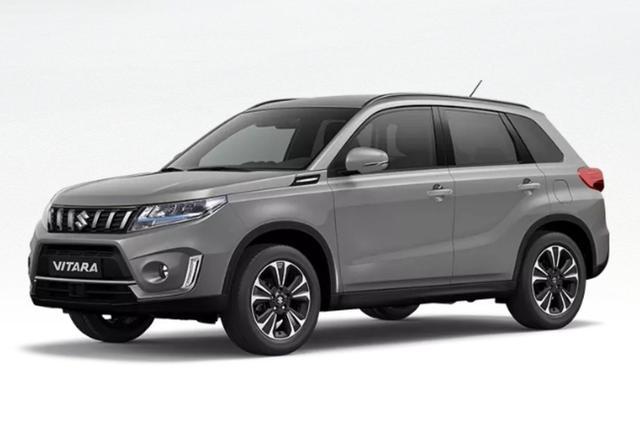 Suzuki Vitara - 1.4 Hybrid 129 Comfort+ 4x4 Leder LED