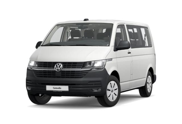 Volkswagen T6 Caravelle - TDI 150 9-S PDC Klimaaut AppCo