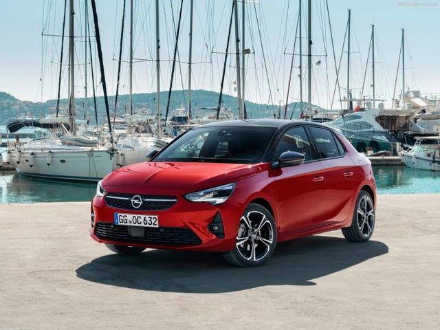 Opel Corsa - F 1.2 100 Elegance Park&Go Nav Kessy 16Z