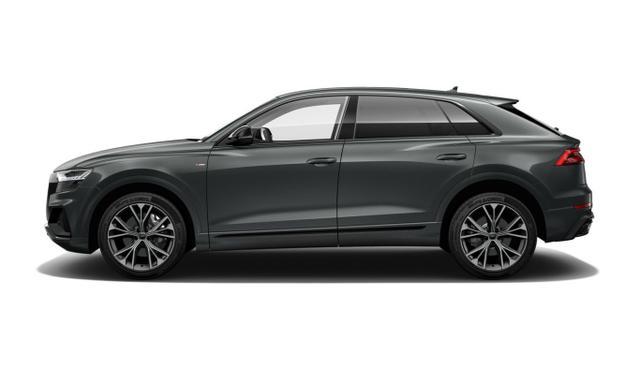 Audi Q8 - 50 TDI 286 quattro Matrix BlackP Nav Pano