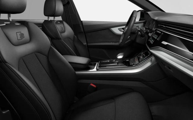 Audi Q8 50 TDI 286 quattro Matrix BlackP Nav Pano