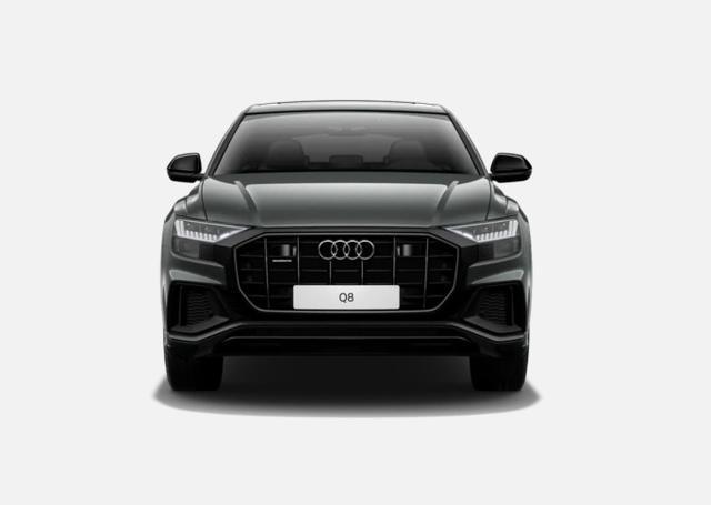 Audi Q8 - 50 TDI 286 quattro Matrix Valcona Sline Black Vorlauffahrzeug