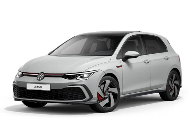 Volkswagen Golf - VIII 2.0 TSI 245 GTI LED+ Nav DigCo SHZ