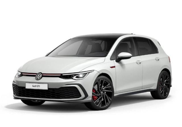 Volkswagen Golf - VIII 2.0 TSI 245 DSG GTI LED+ Nav PanoD