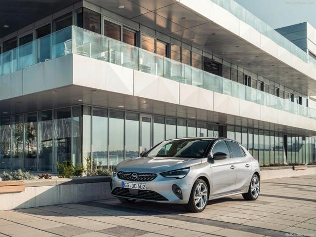 Opel Corsa - F 1.2 75 Klima MFL Temp BT
