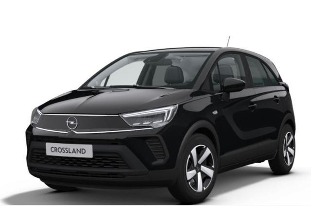 Opel Crossland - 1.2 110 Facelift Edition Business