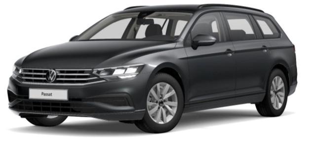 Volkswagen Passat - Variant 2.0 TDI 150 DSG LED Nav SHZ