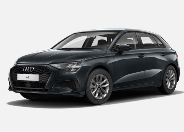 Audi A3 Sportback - 30 TFSI 110 LED Nav+ VirCo+ PDC