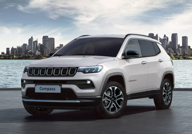 Jeep Compass - 1.3 GSE 150 DCT Limited LED Kam AppC