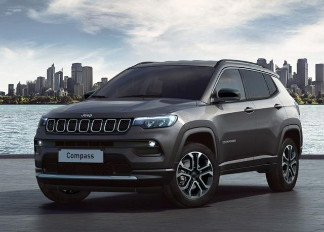 Jeep Compass - 1.3 GSE 150 DCT Limited LED Nav Kam