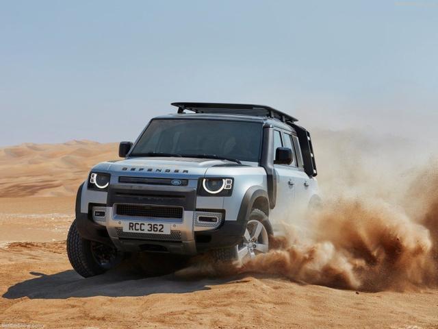 Land Rover Defender - 110 3.0 P400 HSE Aut. AWD PremiumP 20Z