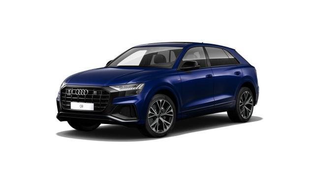 Audi Q8 - 50 TDI 286 quattro Matrix Sline BlackP PanoD