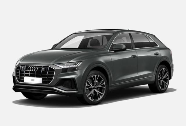 Audi Q8 - 50 TDI 286 quattro Matrix 2xS line PanoD 21Z