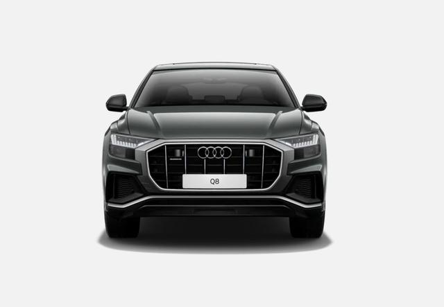 Audi Q8 - 50 TDI 286 quattro Matrix 2xS line PanoD