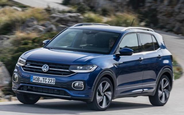 Volkswagen T-Cross - 1.5 TSI 150 DSG Sport LED Nav SHZ