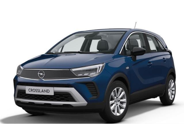 Opel Crossland - 1.2 110 Facelift Elegance LED Nav