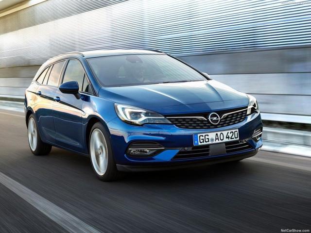 Opel Astra Sports Tourer - K 1.2 Turbo 130 SHZ Klimaa.