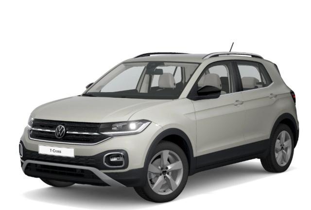 Volkswagen T-Cross - 1.5 TSI 150 DSG Style LED AppCo PDC ACC