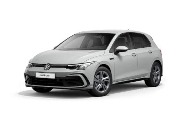 Volkswagen Golf - VIII 1.5 eTSI 150 DSG R-Line LED Nav SHZ