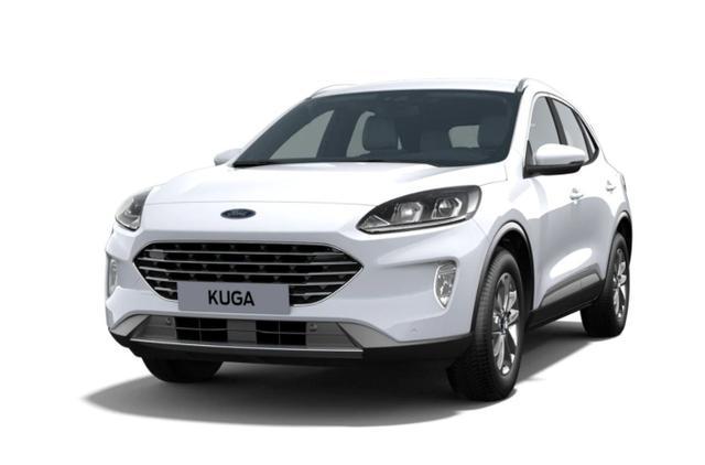 Ford Kuga - 1.5 EcoBoost 150 Titanium LED Nav Kam PDC