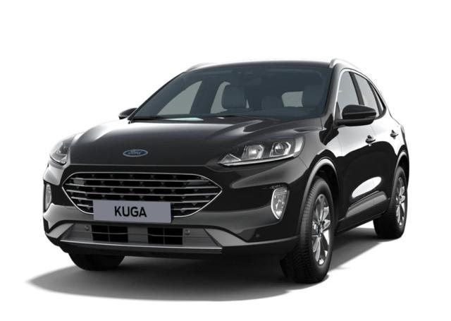 Ford Kuga - 1.5 EcoBlue 120 A8 Titanium LED Nav Kam