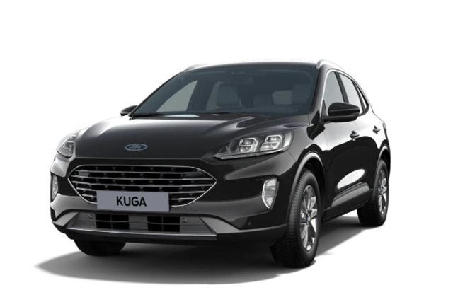 Ford Kuga - 1.5 EcoBoost 150 TitaniumX LED Nav Kam