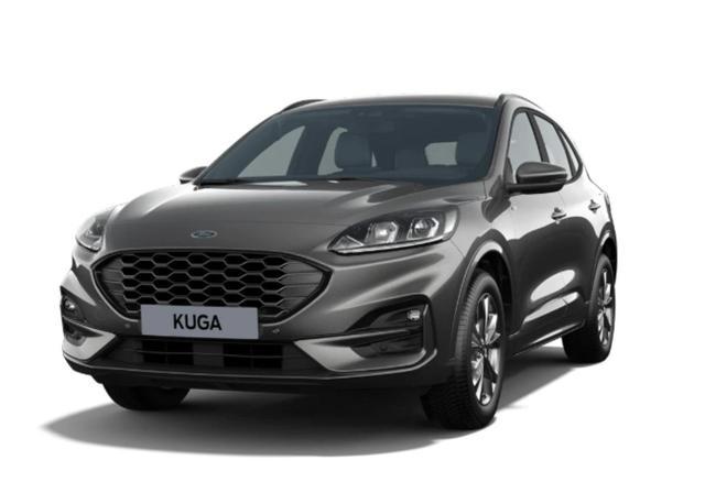 Ford Kuga - 1.5 EcoBoost 150 ST-Line LED Nav Kam SHZ