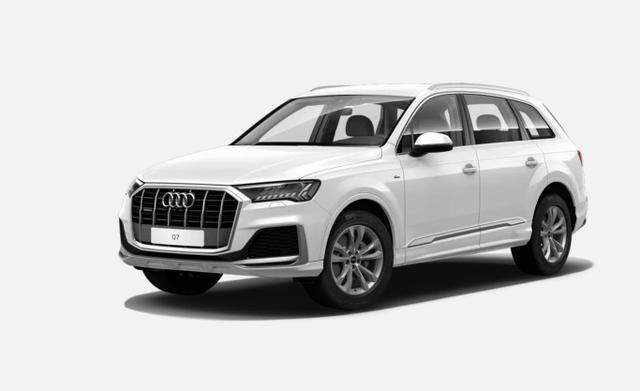 Audi Q7 - 50 TDI 286 quat. S line Matrix PanoD Luft eHK