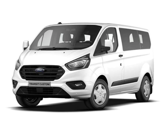 Ford Transit Custom - Kombi 2.0 TDCi 130 MHEV L1H1