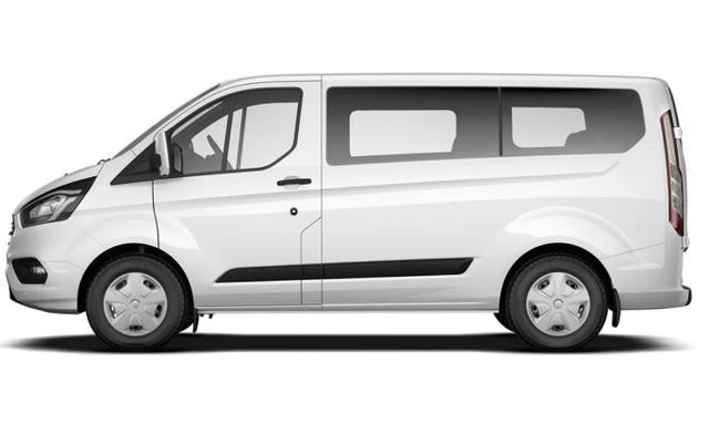 Ford Transit Custom - Kombi 2.0 TDCi 170 MHEV L1H1
