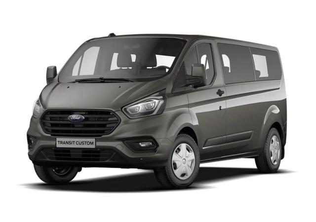 Ford Transit Custom - Kombi 2.0 TDCi 130 MHEV L2H1