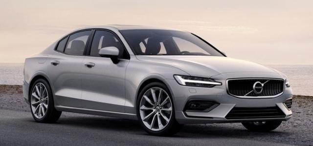 Gebrauchtfahrzeug Volvo S60 - T4 Momentum Pro LED Nav ParkP Garantie 18Z