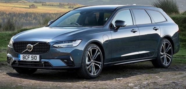 Volvo V90 - D4 Aut. R-Design Nappa LED PanoD Nav ACC HUD