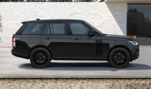 Land Rover Range Rover - P400 Autobio. Aut. AWD BlackP