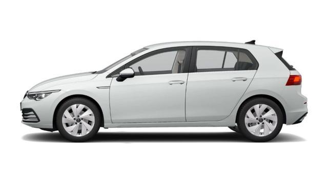 Volkswagen Golf - VIII 1.5 TSI 130 Style LED ErgoA 3J.Gar.