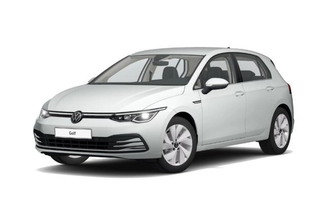 Volkswagen Golf - 8 1.5 TSI 130 Style LED ErgoA AppC 3J.Gar.