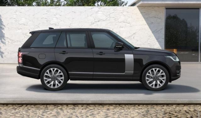 Land Rover Range Rover - P400 Vogue Aut. AWD SchiebeD 21Z