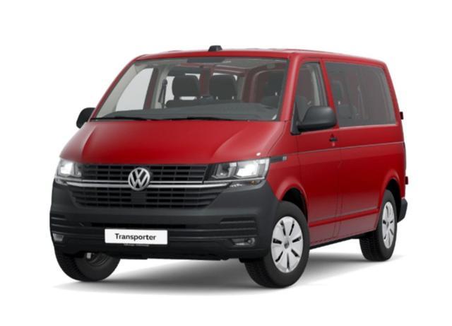 Volkswagen Transporter 6.1 Kombi - T6.1 2.0 TDI 110 6-S Kam Temp AppC NSW