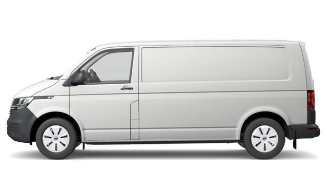 Volkswagen Transporter 6.1 Kastenwagen - T6.1 Kasten TDI 110 L2 Klima 3S Radi