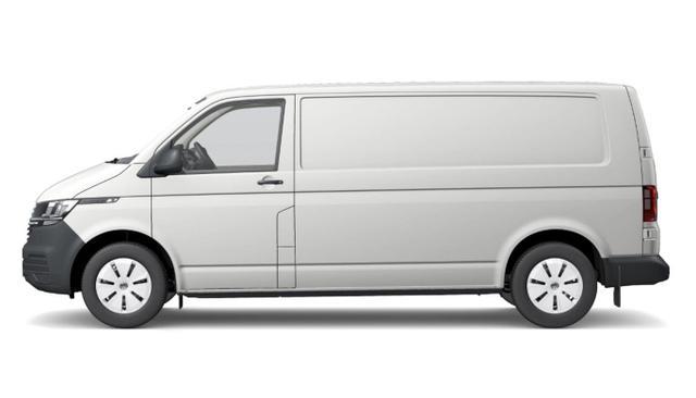Volkswagen Transporter 6.1 Kastenwagen - T6.1 Kasten TDI 110 L2 AppCo PDC 3-S