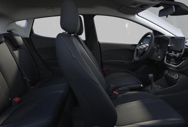 Ford Fiesta 1.1 75 Connected LED AppCo DAB+ Klima MFL