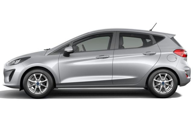 Ford Fiesta - 1.1 75 Connected LED PDC AppCo DAB+ Klima
