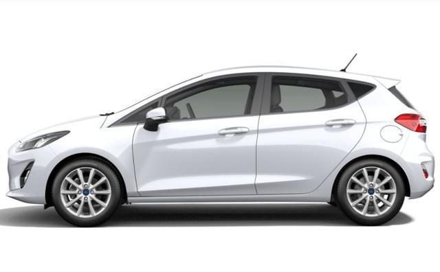 Ford Fiesta - 1.0 EcoBoost 125 MHEV Titanium LED PDC