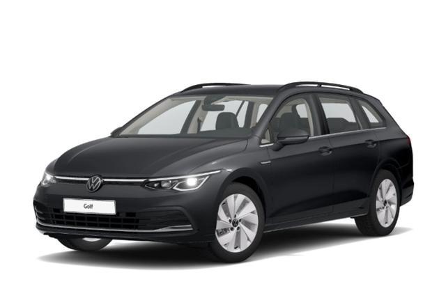 Volkswagen Golf Variant - VIII 2.0 TSI 190 DSG Style LED+ SHZ